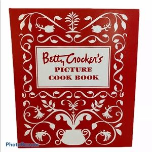 Vintage 1950 Betty Crocker's Picture Cook Book